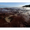 Colours of Kalbarri. Magnificent water washed stone make up the coast around the Kalbarri region. edit