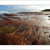 Colours of Kalbarri. Magnificent water washed stone make up the coast around the Kalbarri region.