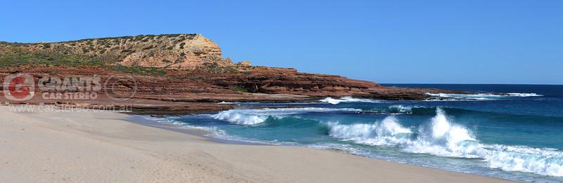 Red Bluff at Kalbarri, Western Australia.