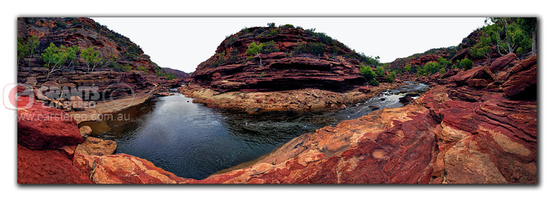 Z Bend - Kalbarri National Park, Western Australia