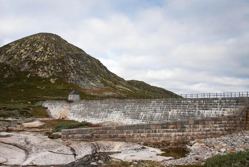Mårdammen, Hardangervidda