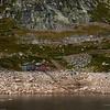 Bårnaust ved Mår, fem variasjoner, Hardangervidda