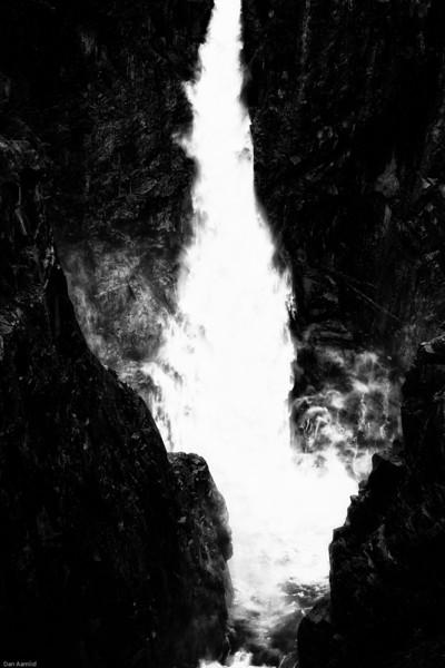 Rjukanfossen i s/hv