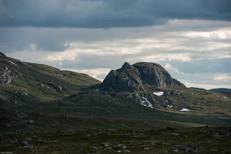 Vesle Geitebuhovde, Tinn/Telemark