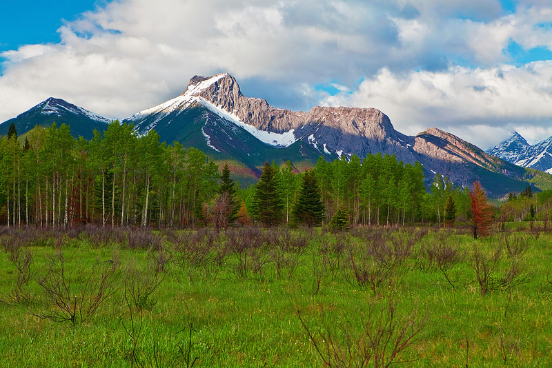 Canadian Rockies, Kananaskis Country,  Landscape,  加拿大, 洛矶山脉, 风景