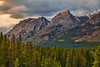 Canadian Rockies, Kananaskis Country, Peter Lougheed Provincial Park, Sunset, HDR, Landscape,  加拿大, 洛矶山脉, 风景, 高动态范围拍摄