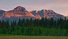 Canadian Rockies, Kananaskis Country,  Sunrise, Landscape,  加拿大, 洛矶山脉, 风景