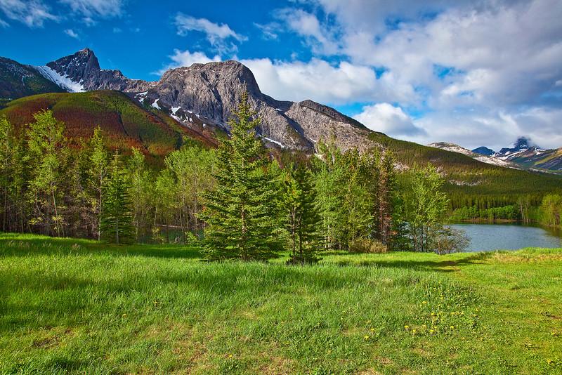 Canadian Rockies, Kananaskis Country,  Landscape,  加拿大, 洛矶山脉, 风景