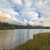 Clearing Skies Over Kananaskis