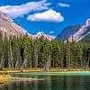 Afternoon Walk at Spray Valley Provincial Park