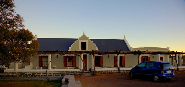 Guest House, Game Farm, near Loxton, South Africa