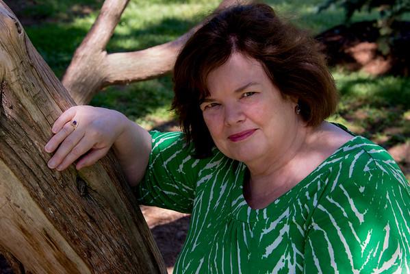 Kathi At Elizabeth Park