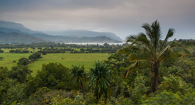 Hanalei Bay, Kauai, HI.