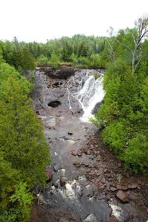 Keewenaw Peninsula/Porcupine Mountains