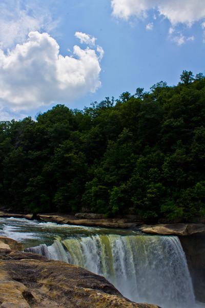 Cunberland Falls KY 7.5.11