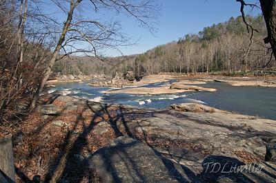 Cumberland Falls.