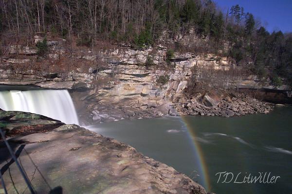 Moon Bow @ Cumberland Falls