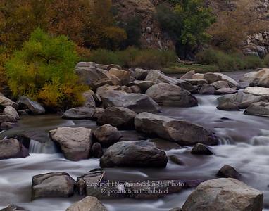 Kern River Fall