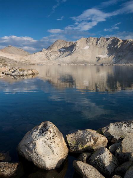 Wanda Lake, Muir Pass, Mt. Solomons, Kings Canyon National Park