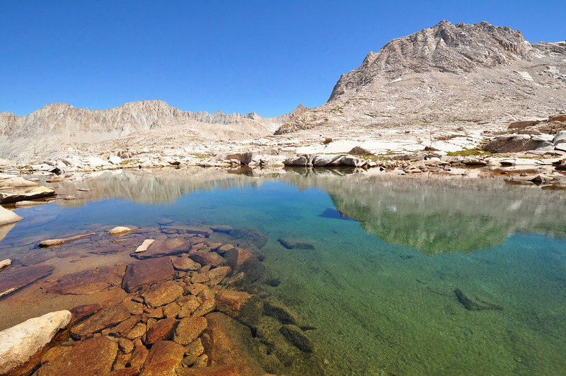 Evolution Basin, Kings Canyon National Park.