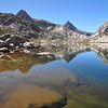 Evolution Lake, Evolution Basin, Kings Canyon National Park.