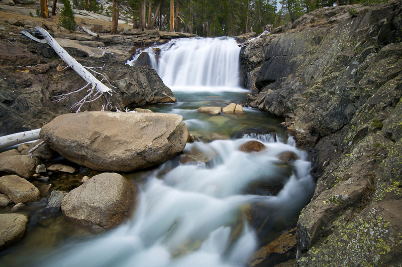Evolution Creek, Kings Canyon National Park