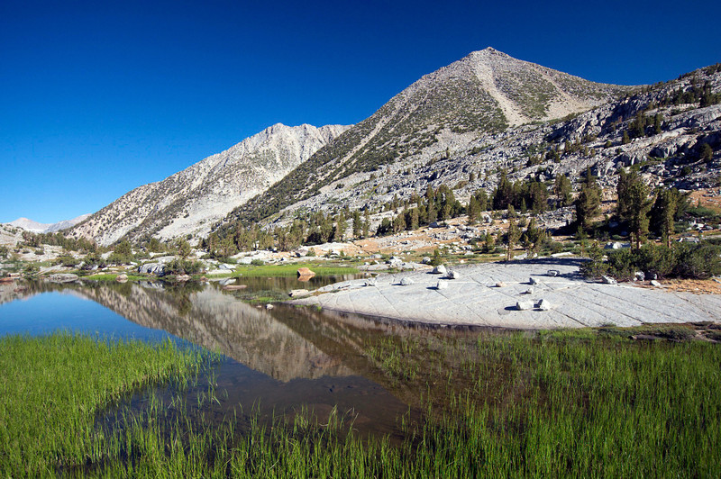 Dusy Basin, Kings Canyon National Park