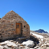 Muir Hut, Muir Pass, Kings Canyon National Park.
