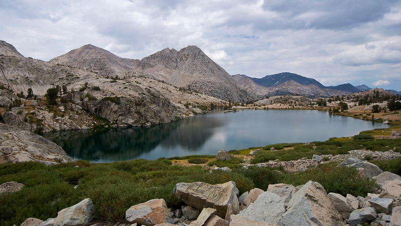 Evolution Lake, Kings Canyon National Park
