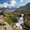 Palisades Creek, Golden Staircase, Kings Canyon National Park