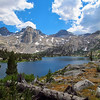 Rae Lakes, Painted Lady, Dragon Peak, Mt. Rixford, Glen Pass, Kings Canyon National Park.