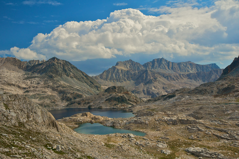 Helen Lake, Kings Canyon National Park