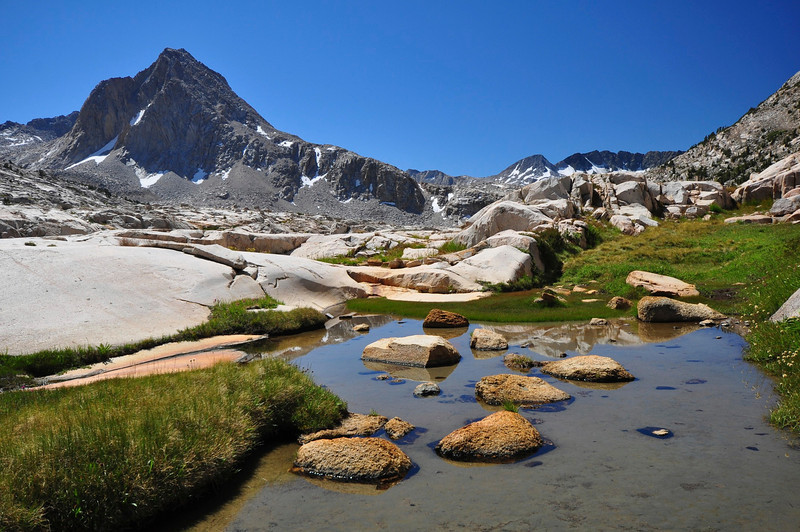 Mt. Spencer, Kings Canyon National Park.