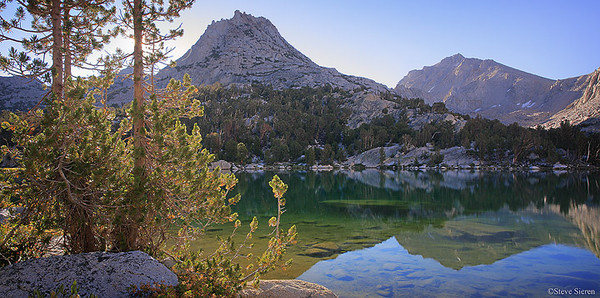 Kearsarge Lake John Muir Wilderness