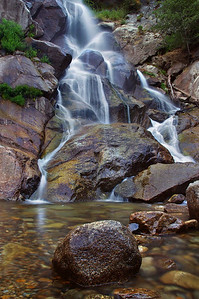 Grizzly Falls Sequoia National Forest, California - Steve Sieren