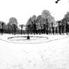 Black Circle.<br /> Kongens Have, Copenhagen, Denmark.