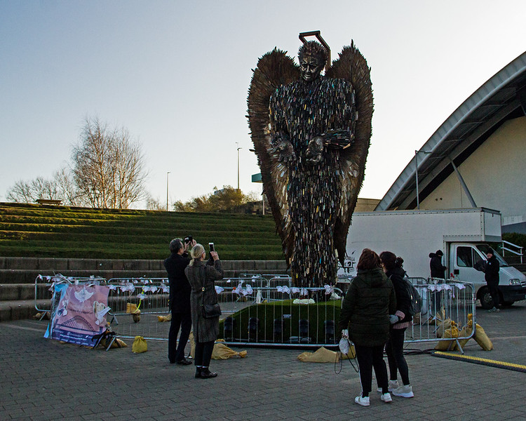 The Knife Angel