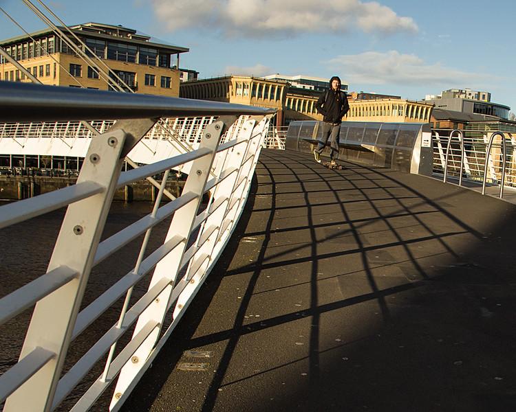 Newcastle-Gateshead Quayside