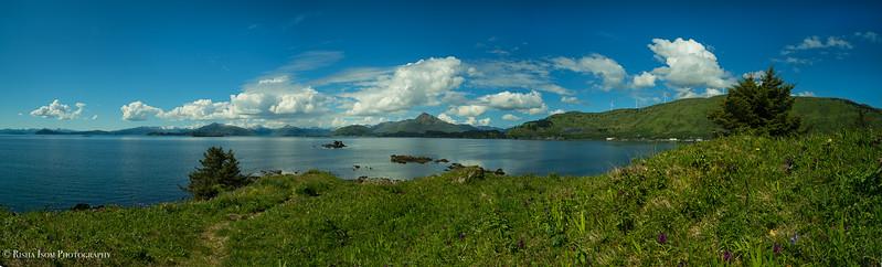 Near Island Panorama