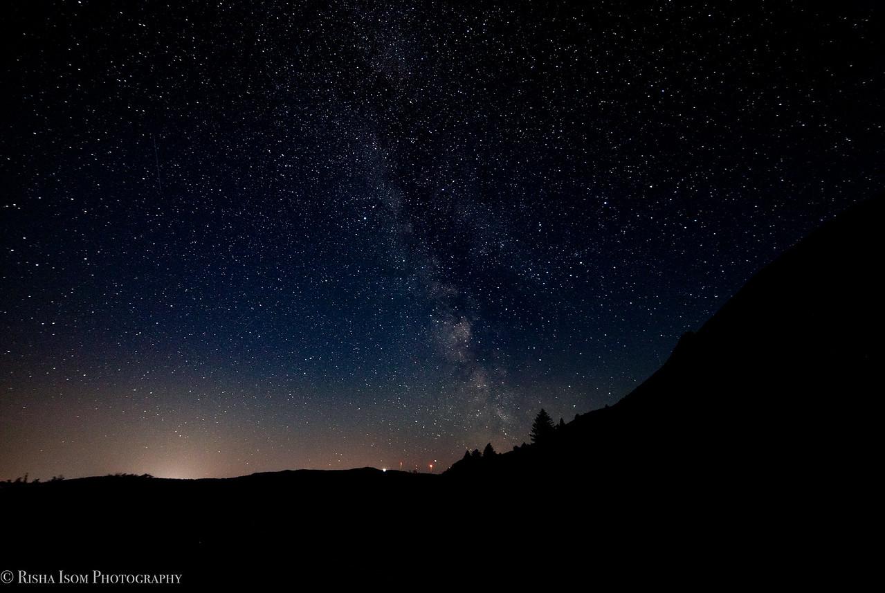 Milky Way- Kodiak, Alaska