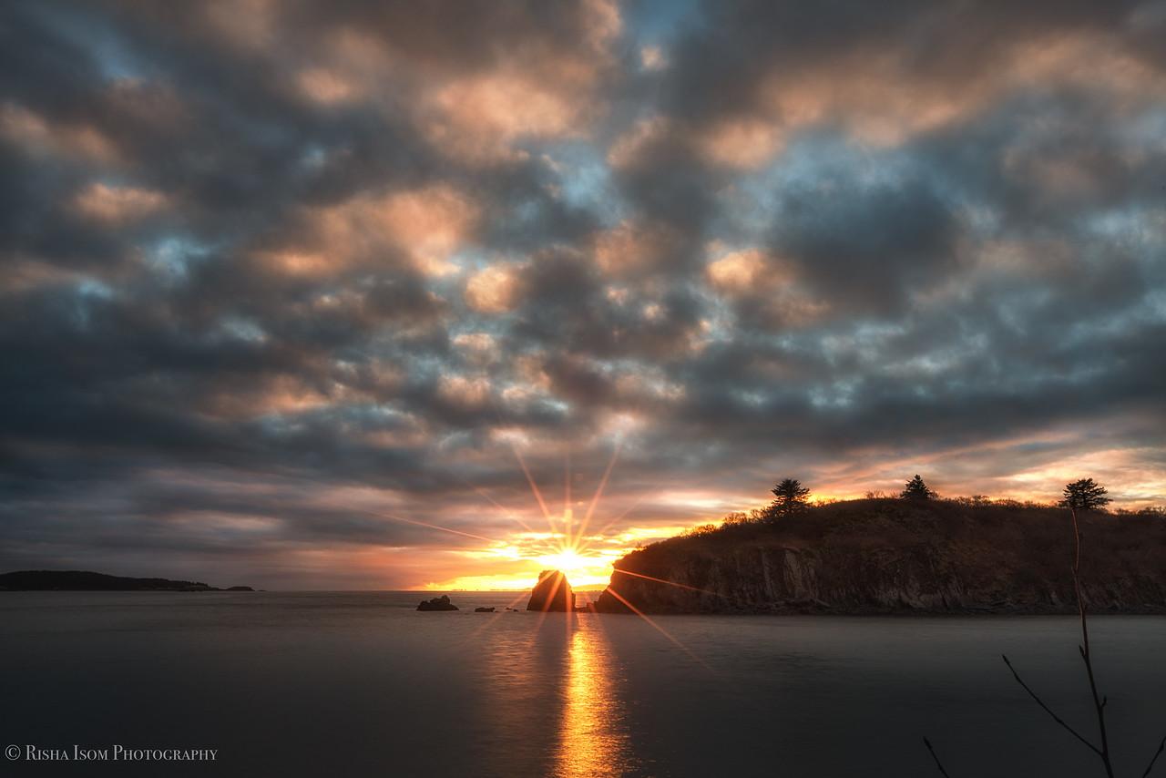 Winter Solstice Sunrise 2016
