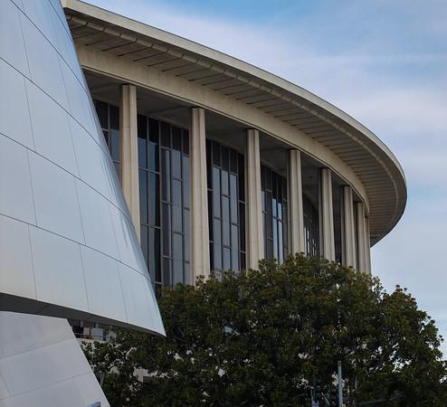 Disney Hall & Dorothy Chandler Pavilion, Los Angeles