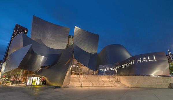 Disney Hall, Los Angeles