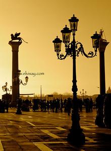 San Marcos Square, Venice