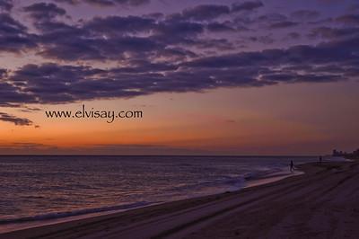 Sunrise in Sunny Isles, Fl