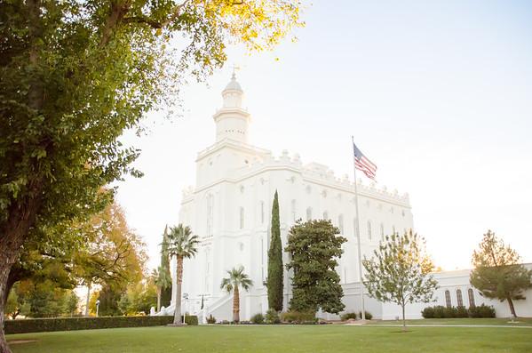 St. George Temple