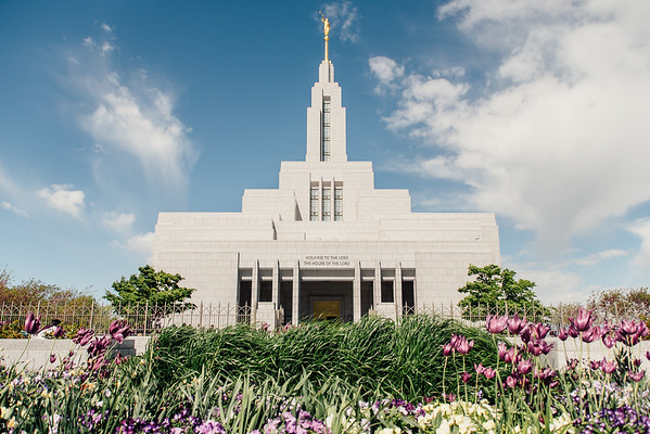 Draper Utah LDS Temple