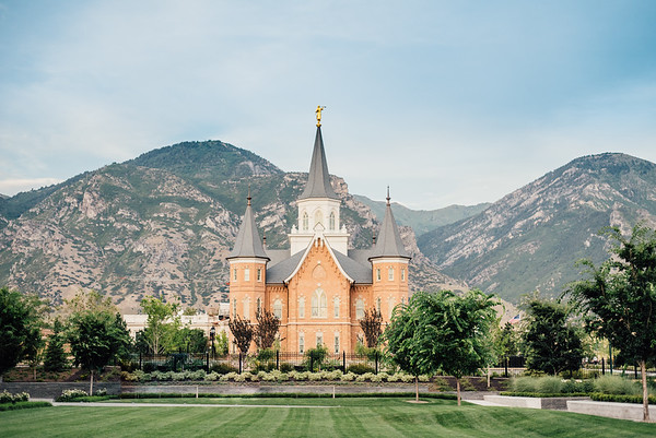 Provo City Center Temple Print