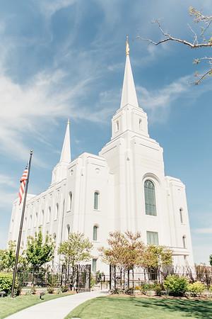 Brigham City LDS Temple Print