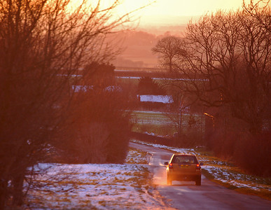 Driving towards Benniworth